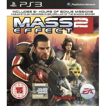Mass Effect 2 (Lietota)